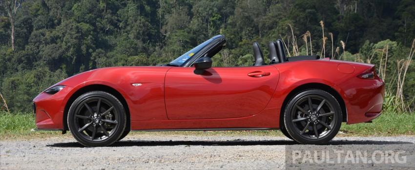 DRIVEN: Mazda MX-5 ND 2.0 – heightened sensations Image #438362