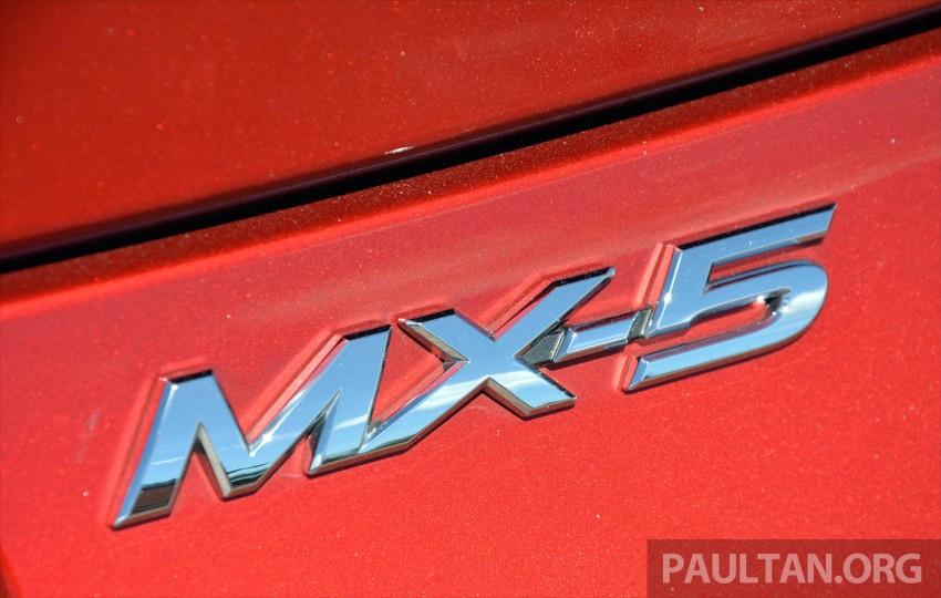 DRIVEN: Mazda MX-5 ND 2.0 – heightened sensations Image #438383