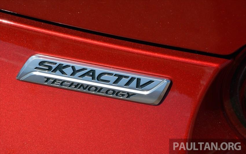 DRIVEN: Mazda MX-5 ND 2.0 – heightened sensations Image #438385