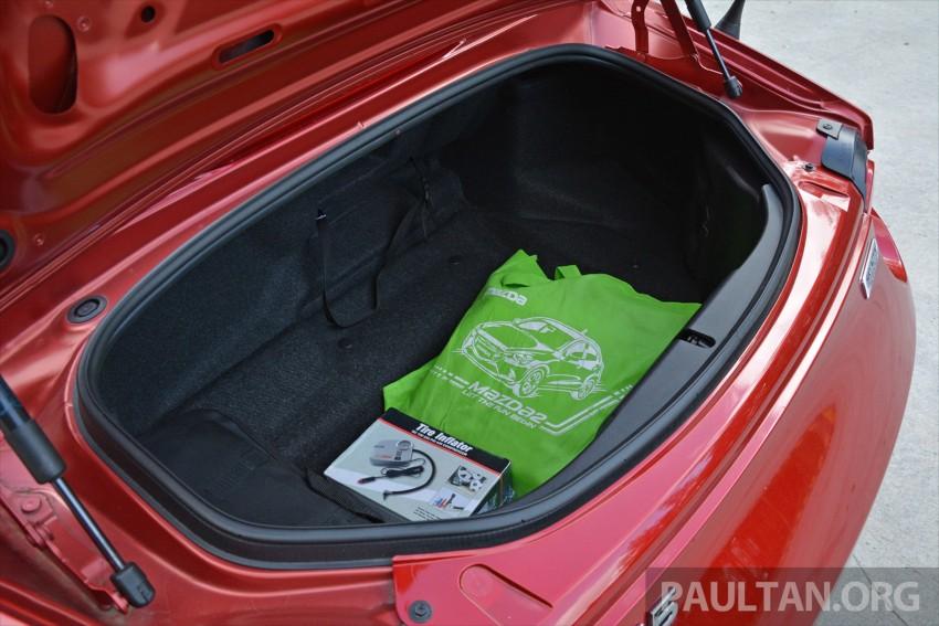 DRIVEN: Mazda MX-5 ND 2.0 – heightened sensations Image #438390