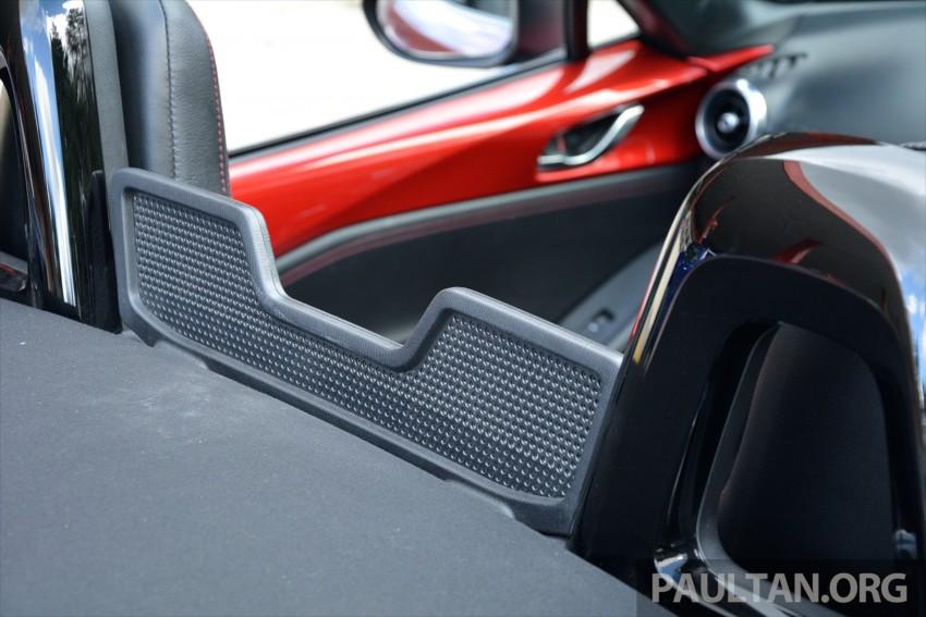 DRIVEN: Mazda MX-5 ND 2.0 – heightened sensations Image #438392