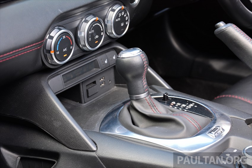 DRIVEN: Mazda MX-5 ND 2.0 – heightened sensations Image #438396