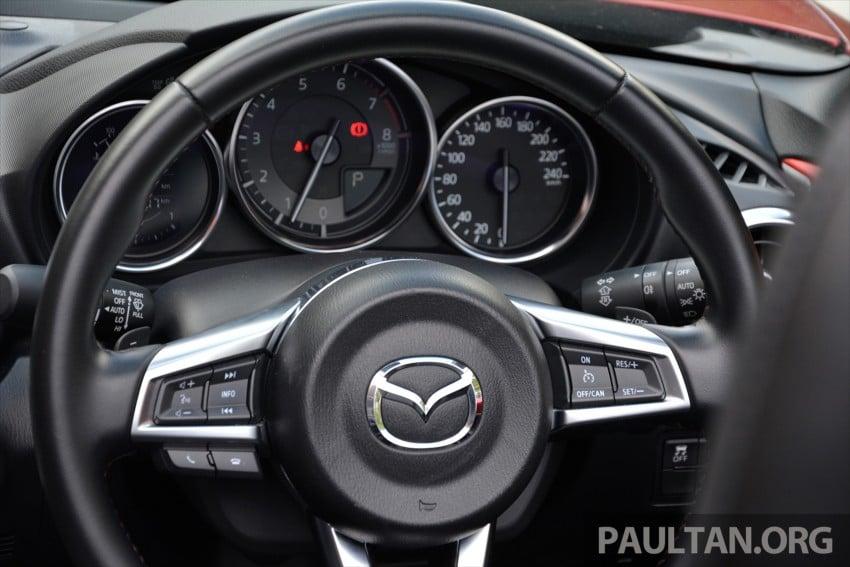 DRIVEN: Mazda MX-5 ND 2.0 – heightened sensations Image #438398