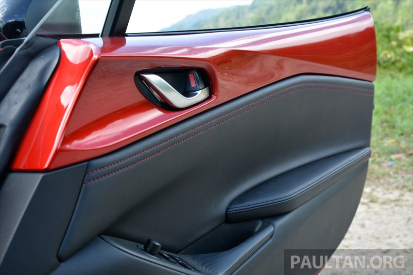 DRIVEN: Mazda MX-5 ND 2.0 – heightened sensations Image #438400