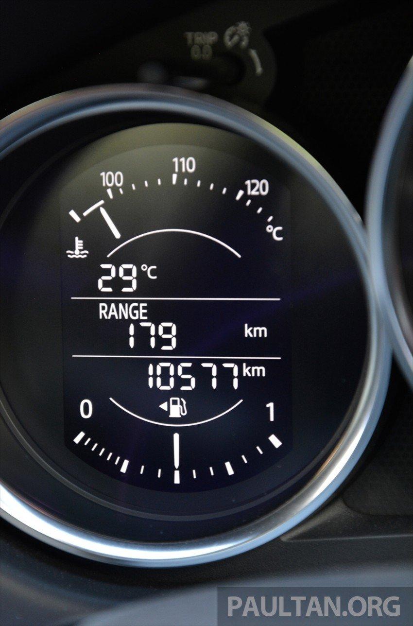 DRIVEN: Mazda MX-5 ND 2.0 – heightened sensations Image #438407