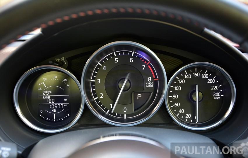 DRIVEN: Mazda MX-5 ND 2.0 – heightened sensations Image #438411