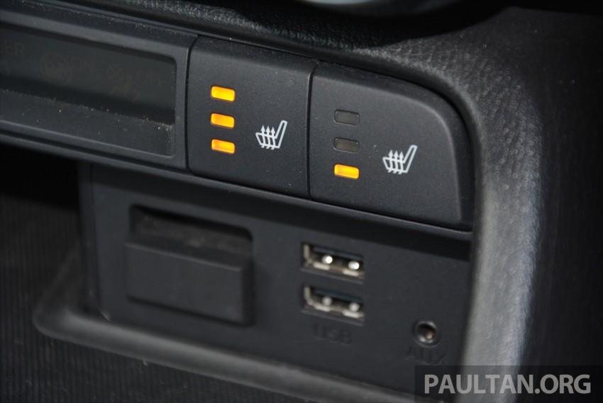 DRIVEN: Mazda MX-5 ND 2.0 – heightened sensations Image #438414