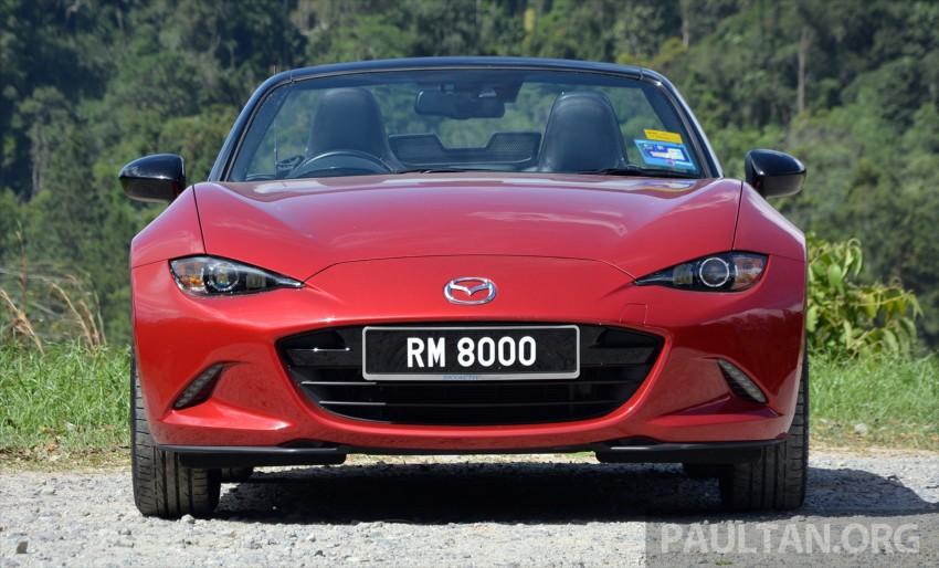 DRIVEN: Mazda MX-5 ND 2.0 – heightened sensations Image #438365
