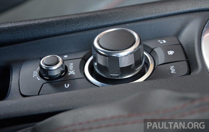 DRIVEN: Mazda MX-5 ND 2.0 – heightened sensations Image #438420