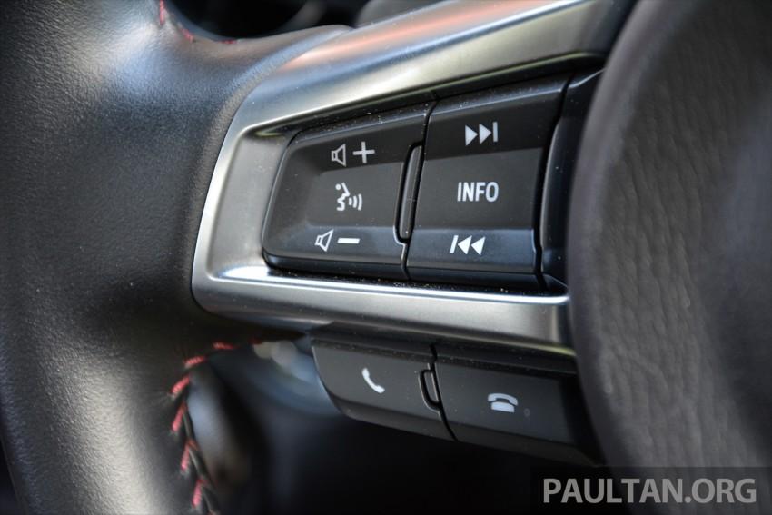 DRIVEN: Mazda MX-5 ND 2.0 – heightened sensations Image #438426
