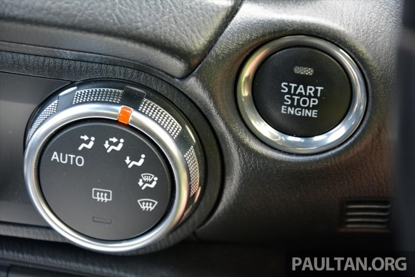 DRIVEN: Mazda MX-5 ND 2.0 – heightened sensations Image #438427