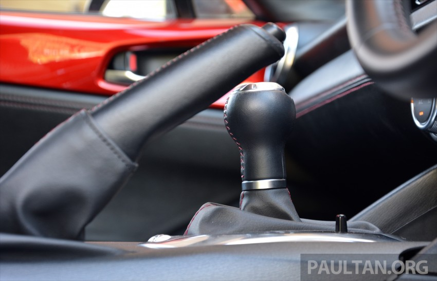 DRIVEN: Mazda MX-5 ND 2.0 – heightened sensations Image #438430