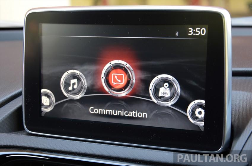 DRIVEN: Mazda MX-5 ND 2.0 – heightened sensations Image #438443