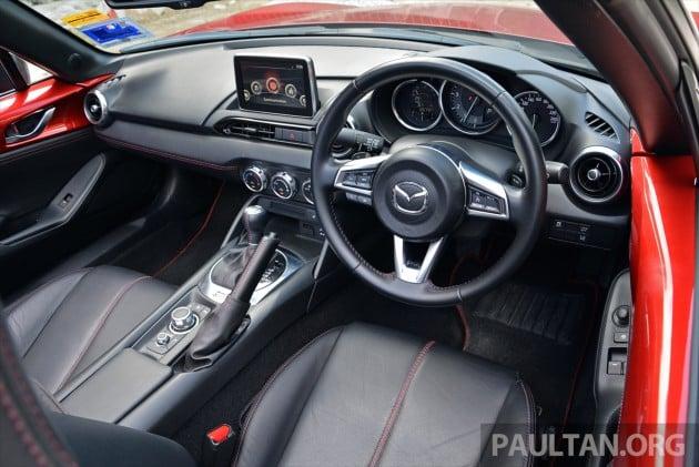 Mazda MX-5 2.0 Review 69