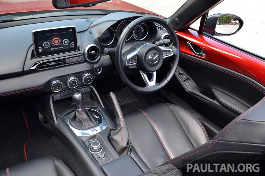 DRIVEN: Mazda MX-5 ND 2.0 – heightened sensations Image #438447
