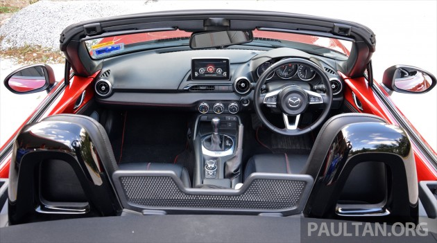 Mazda MX-5 2.0 Review 72
