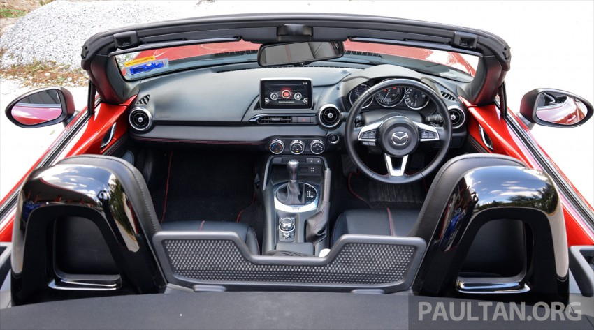 DRIVEN: Mazda MX-5 ND 2.0 – heightened sensations Image #438449