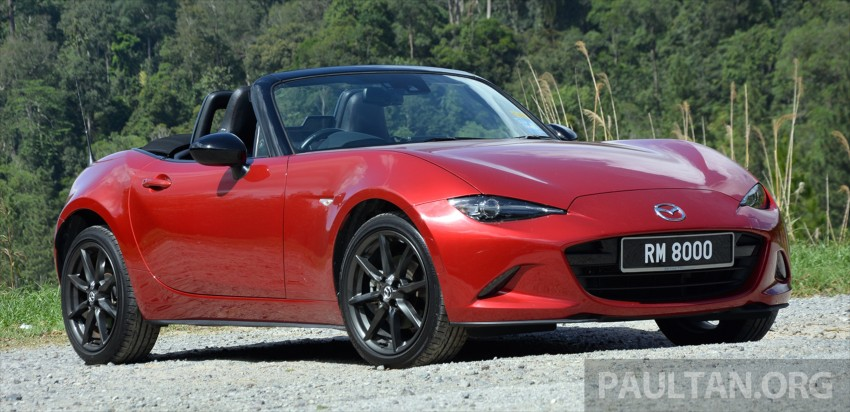 DRIVEN: Mazda MX-5 ND 2.0 – heightened sensations Image #438370