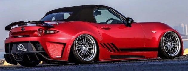 Mazda MX-5 by Kuhl Racing 13
