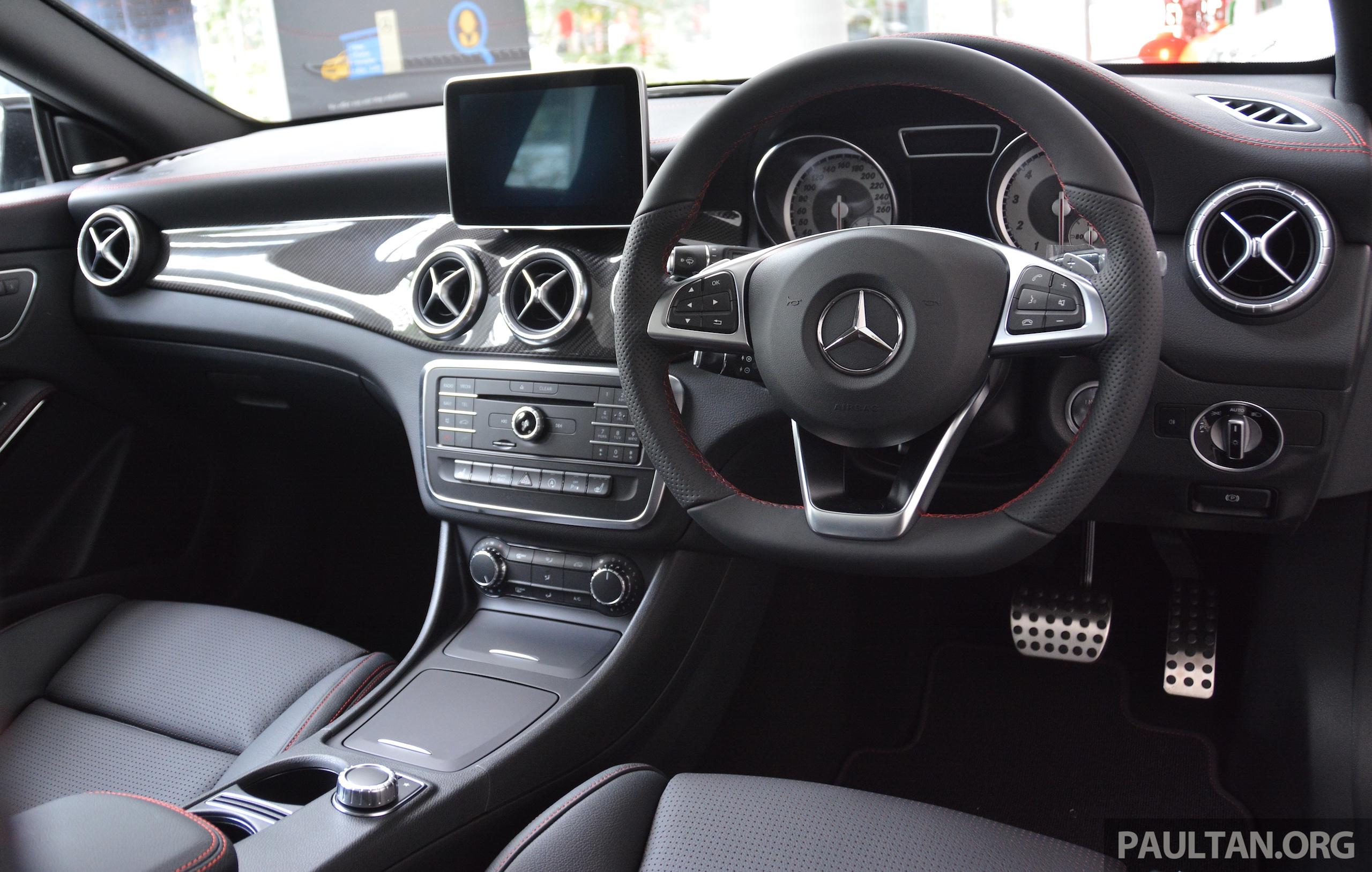 Mercedes Cla 2018 >> GALLERY: Mercedes-Benz CLA250 Shooting Brake Paul Tan - Image 439413
