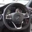 Mercedes-Benz CLA 250 Shooting Brake Malaysia  033