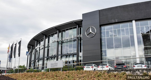 Mercedes-Benz Malaysia CCB PJ Autohaus 1