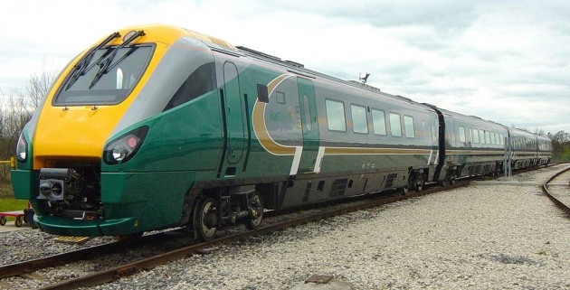 Meridian Pioneer diesel-electric multiple unit (DEMU), United Kingdom