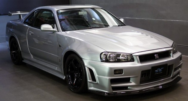 Nissan Skyline GT-R Nismo Z-Tune up for purchase
