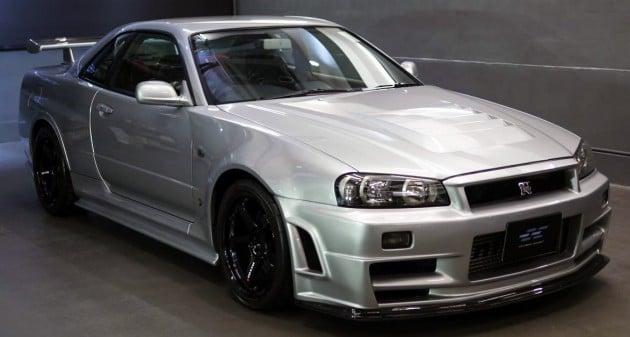 Nissan Skyline GT-R Nismo Z-Tune 1
