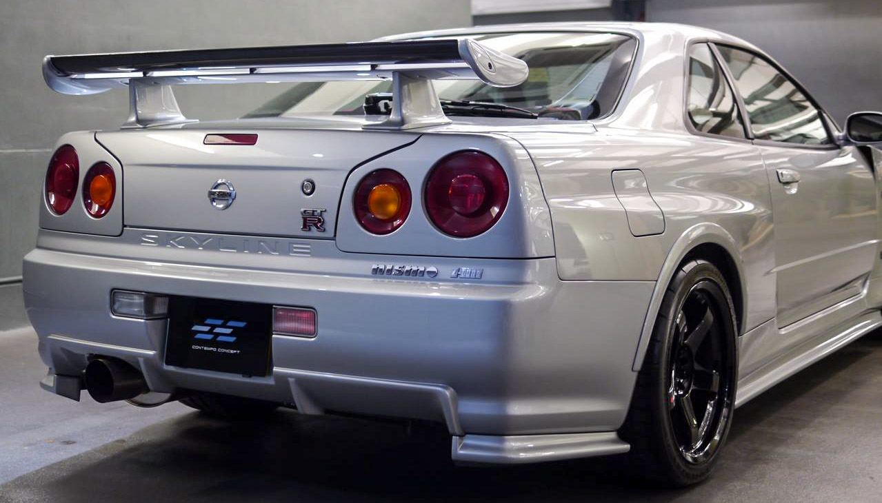 Nissan Skyline Gt R Nismo Z Tune Up For Purchase 9 Of