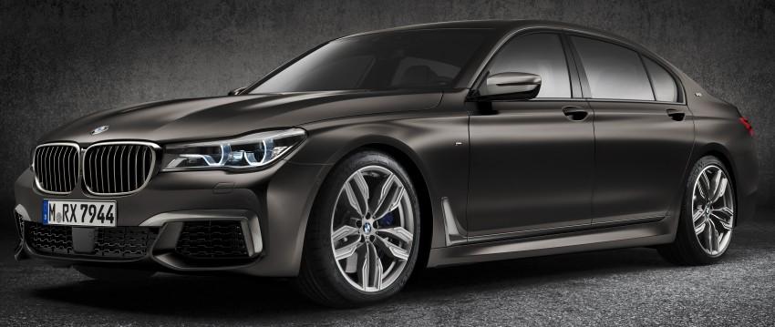 BMW M760Li xDrive – 600 hp, 800 Nm twin-turbo V12! Image #440221
