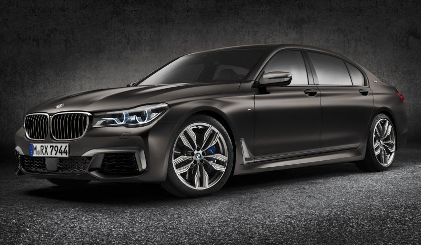 BMW M760Li xDrive – 600 hp, 800 Nm twin-turbo V12! Image #440218