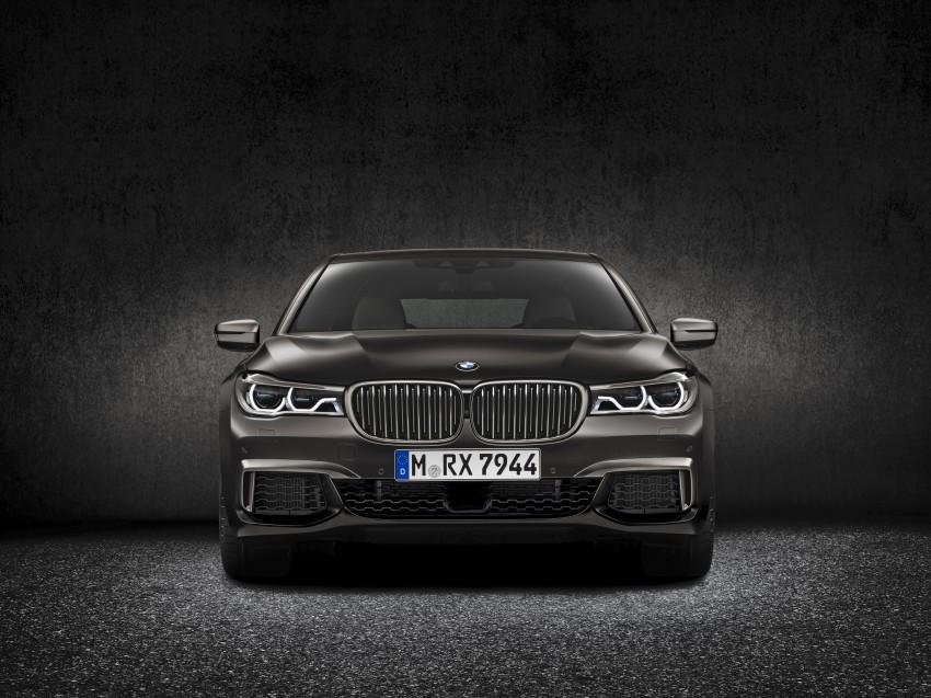 BMW M760Li xDrive – 600 hp, 800 Nm twin-turbo V12! Image #440222