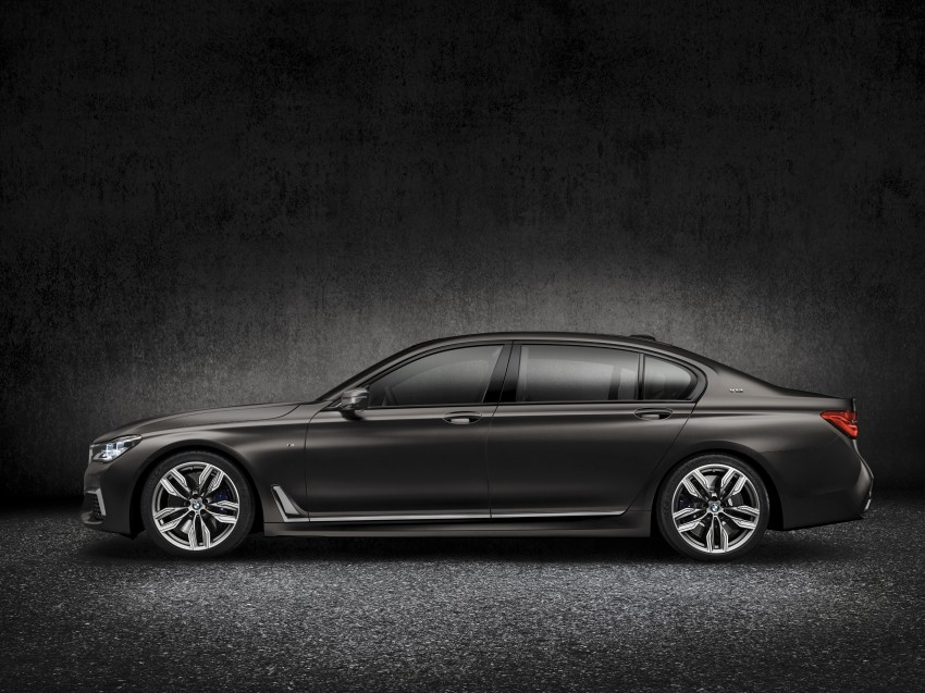 BMW M760Li xDrive – 600 hp, 800 Nm twin-turbo V12! Image #440223