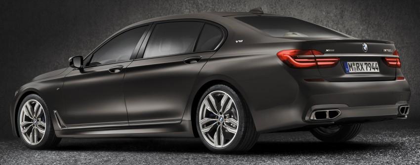 BMW M760Li xDrive – 600 hp, 800 Nm twin-turbo V12! Image #440225
