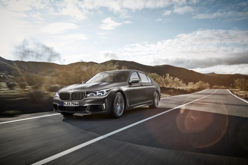 BMW M760Li xDrive – 600 hp, 800 Nm twin-turbo V12! Image #440229