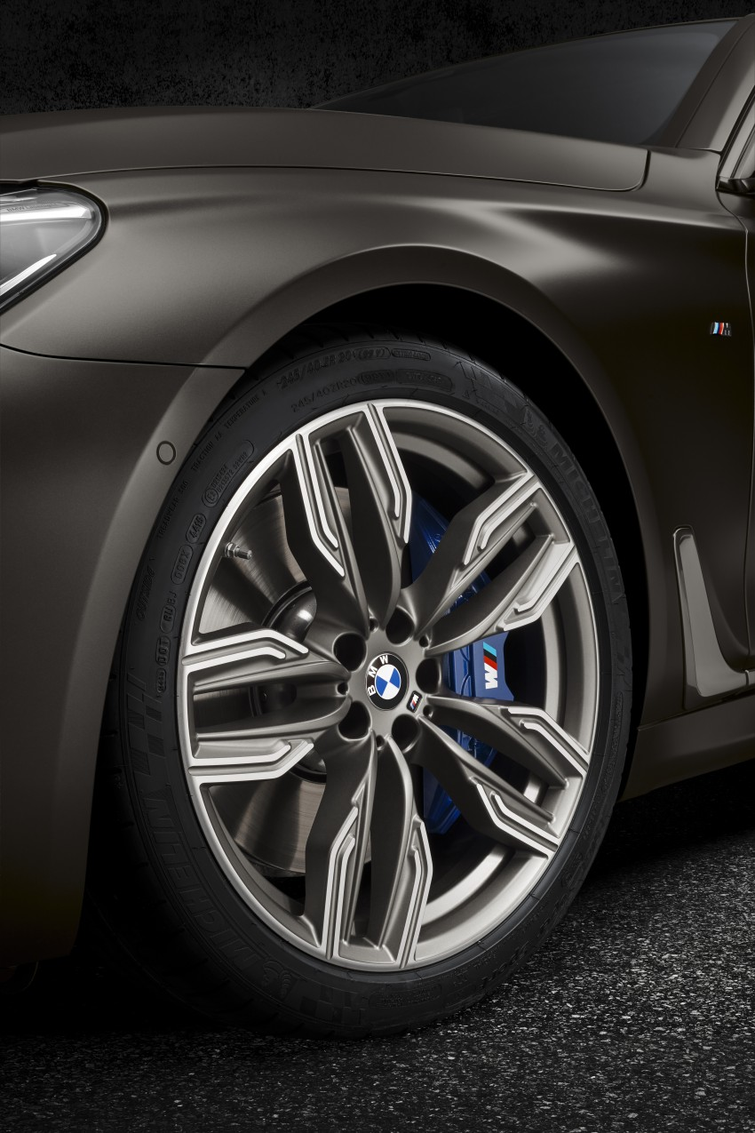 BMW M760Li xDrive – 600 hp, 800 Nm twin-turbo V12! Image #440213