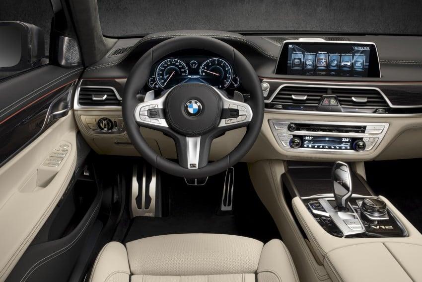 BMW M760Li xDrive – 600 hp, 800 Nm twin-turbo V12! Image #440228