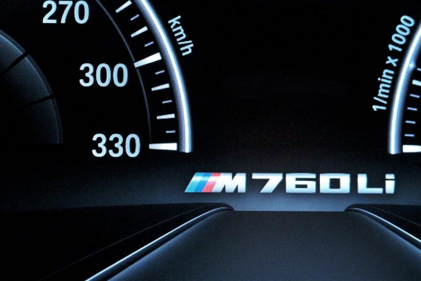 BMW M760Li xDrive – 600 hp, 800 Nm twin-turbo V12! Image #440215