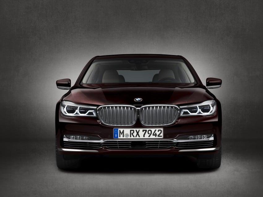 BMW M760Li xDrive – 600 hp, 800 Nm twin-turbo V12! Image #440238