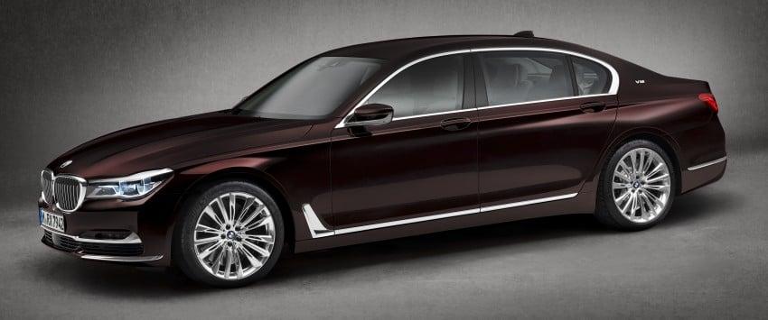 BMW M760Li xDrive – 600 hp, 800 Nm twin-turbo V12! Image #440243
