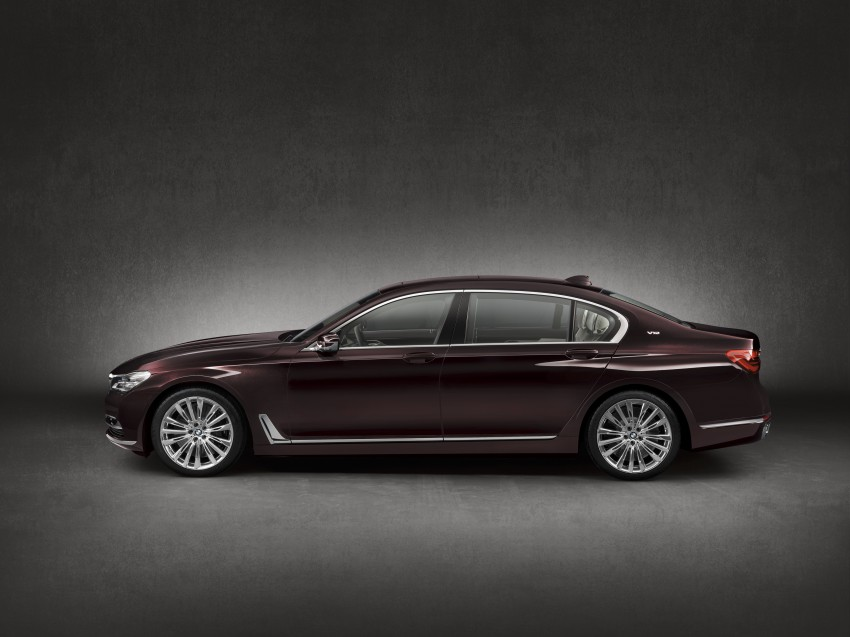 BMW M760Li xDrive – 600 hp, 800 Nm twin-turbo V12! Image #440240