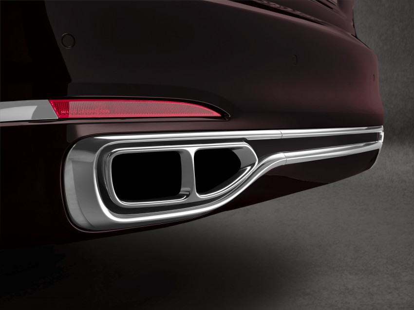 BMW M760Li xDrive – 600 hp, 800 Nm twin-turbo V12! Image #440246