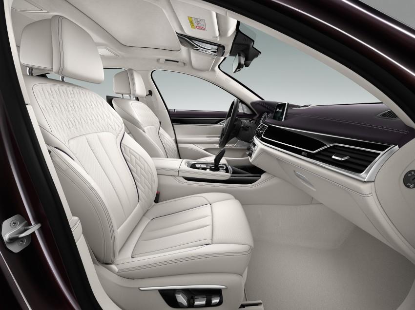 BMW M760Li xDrive – 600 hp, 800 Nm twin-turbo V12! Image #440231
