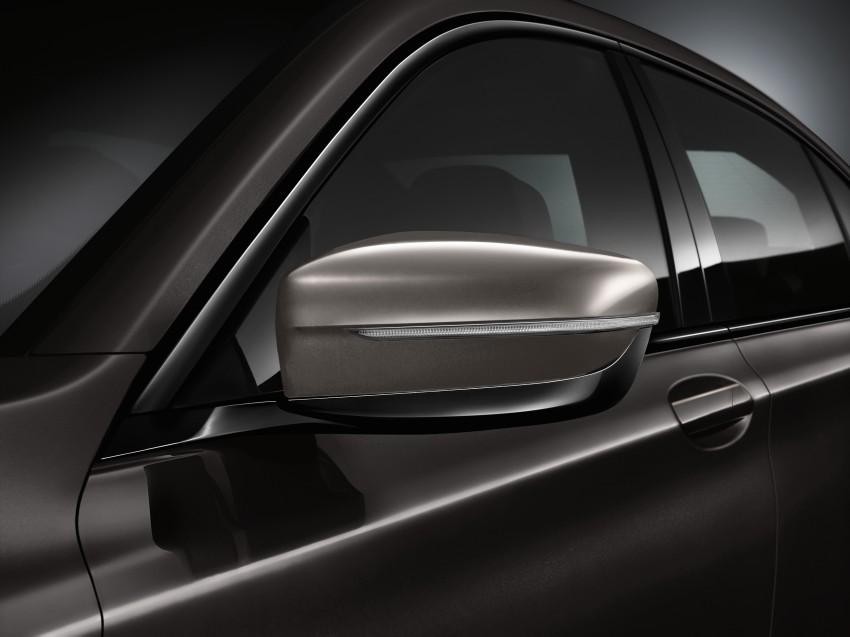 BMW M760Li xDrive – 600 hp, 800 Nm twin-turbo V12! Image #440219