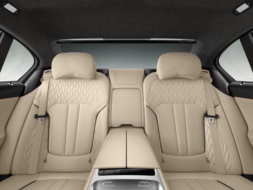 BMW M760Li xDrive – 600 hp, 800 Nm twin-turbo V12! Image #440212