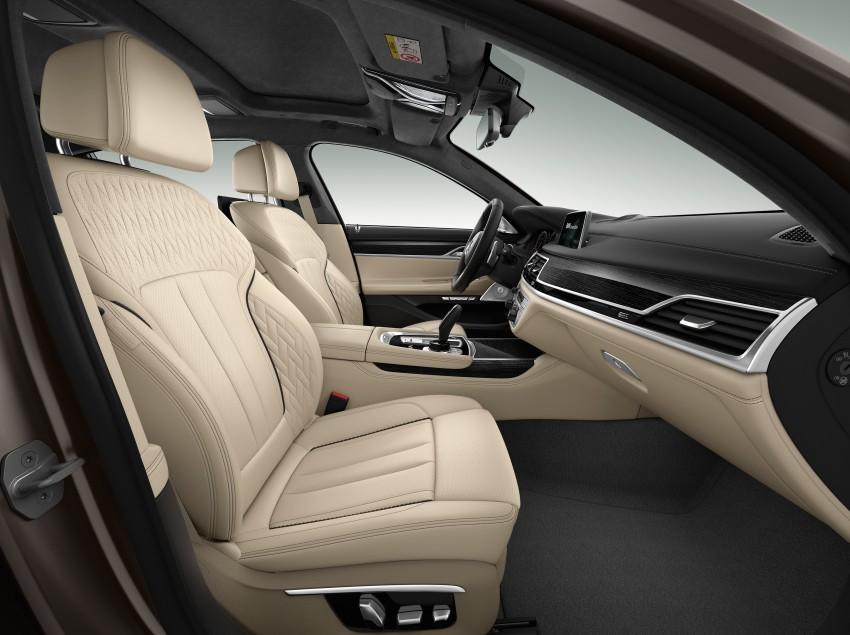 BMW M760Li xDrive – 600 hp, 800 Nm twin-turbo V12! Image #440214