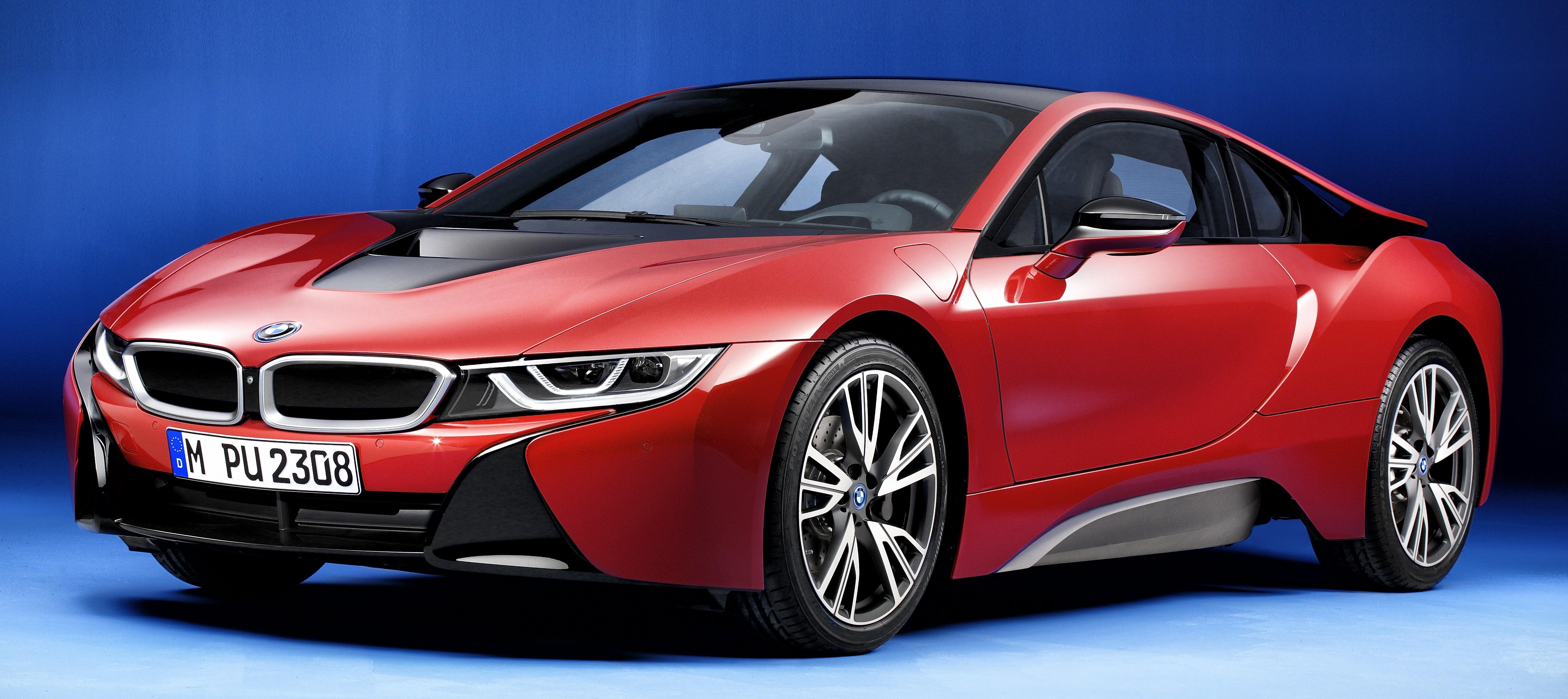 Bmw I8 Protonic Red Edition Heads To Geneva 2016 Paul Tan