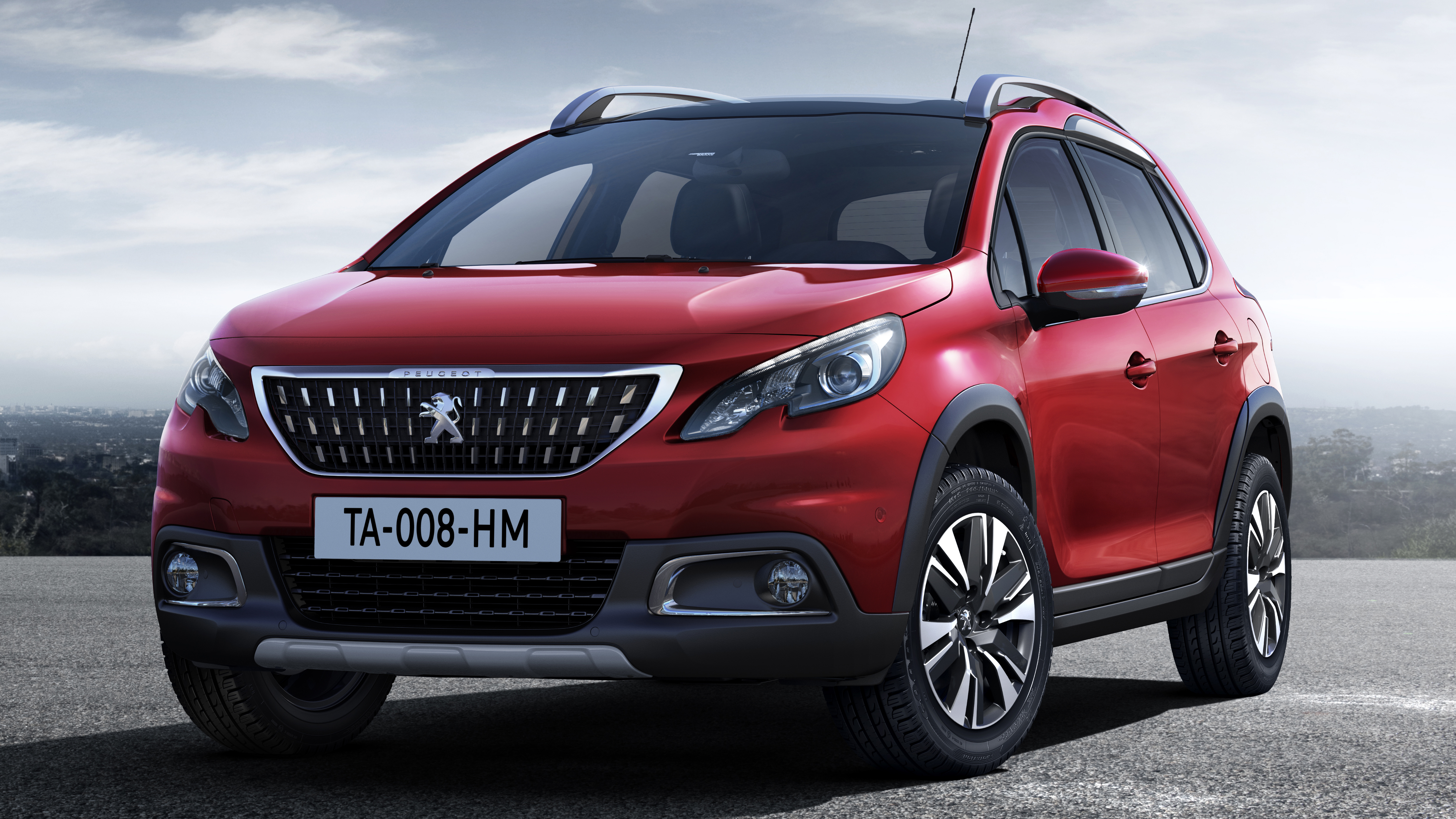 peugeot 2008 facelift debuts new engines gt line. Black Bedroom Furniture Sets. Home Design Ideas