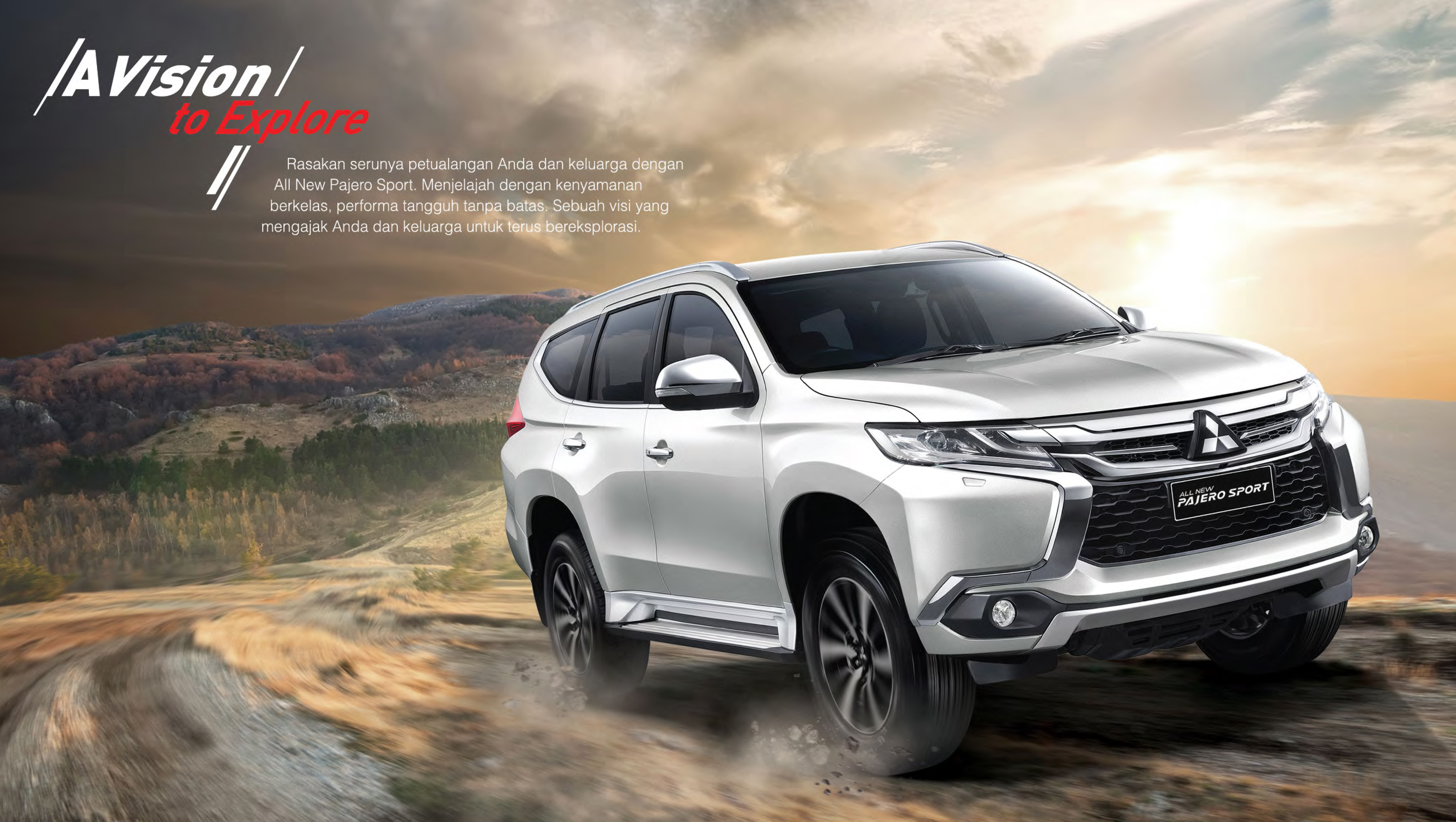 Pajero Sport 2017 >> New Mitsubishi Pajero Sport SUV launched in Indonesia – new 2.4L and old 2.5L, from RM136k Paul ...